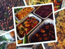 El Coqui Catering Platters