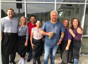 El Coqui with Guy Fieri